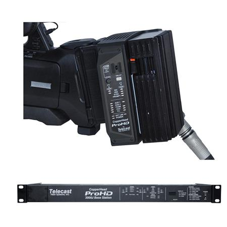 JVC FS-790SNVG POWERED SMPTE 311M FIBER OPTIC SYSTEMS FOR JVC GY-HM890 CAMERA (V-Mount PowerPlus) MAIN