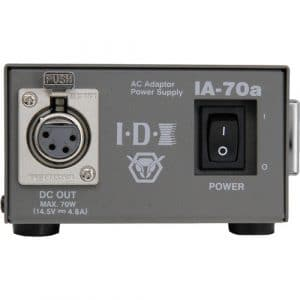 JVC IA-70A IDX 70W AC ADAPTER POWER SUPPLY main