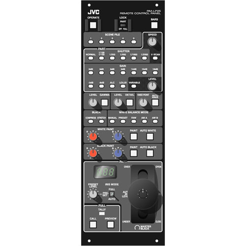 JVC RM-LP25U ProHD LOCAL REMOTE UNIT main