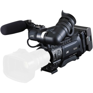 JVC GY-HM890CHU ProHD SHOULDER CAMCORDER (LESS LENS) main