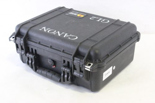 canon-gl2-professional-camcorder-camera-kit-with-battery-cables-case