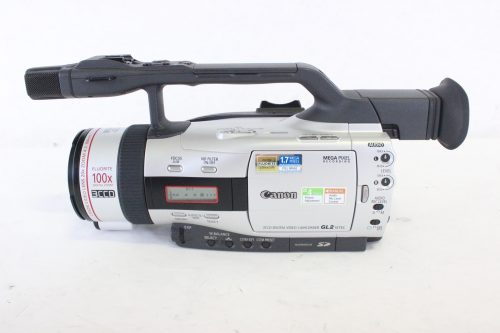 canon-gl2-sd-camera-for-parts side1