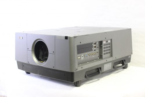 eiki-lc-hdt2000-15k-lumens-2-k-projector-in-wheeled-road-case-5961-hrs front 2