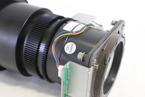 eiki-lns-t34-249-4.38 Long Throw Zoom Lens for the PLC-HP7000L Projector side1