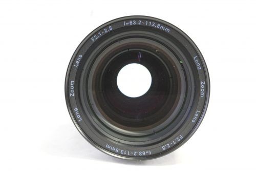 eiki-lns-t34-249-4.38 Long Throw Zoom Lens for the PLC-HP7000L Projector front2