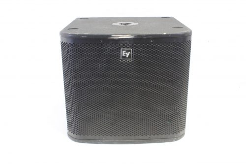 electro-voice-elx-118p-18-powered-subwoofer front