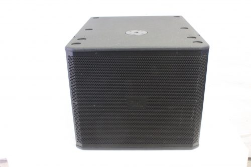 jbl-vrx-918sp-18-high-power-powered-flying-subwoofer-sub-with-road-case front