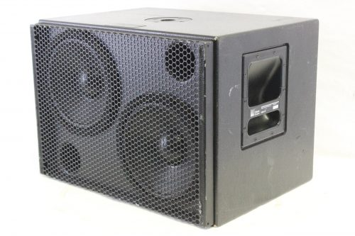 Meyer Sound UMS-1P UltraCompact Powered Subwoofer Main