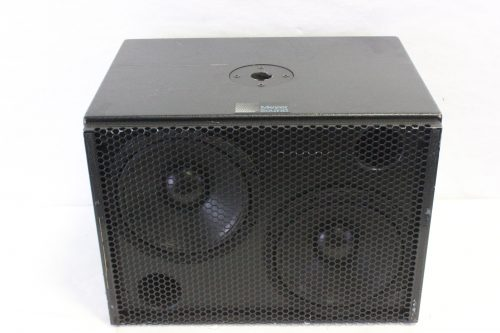 Meyer Sound UMS-1P UltraCompact Powered Subwoofer Front