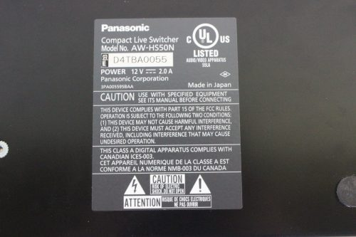 panasonic-aw-hs50n-compact-live-switcher-with-pelican-case-power-supply label