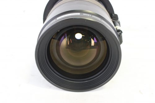 panasonic-et-d75le1-14-to-1.8:1 - Zoom Lens for DLP Projector with Hard Case front