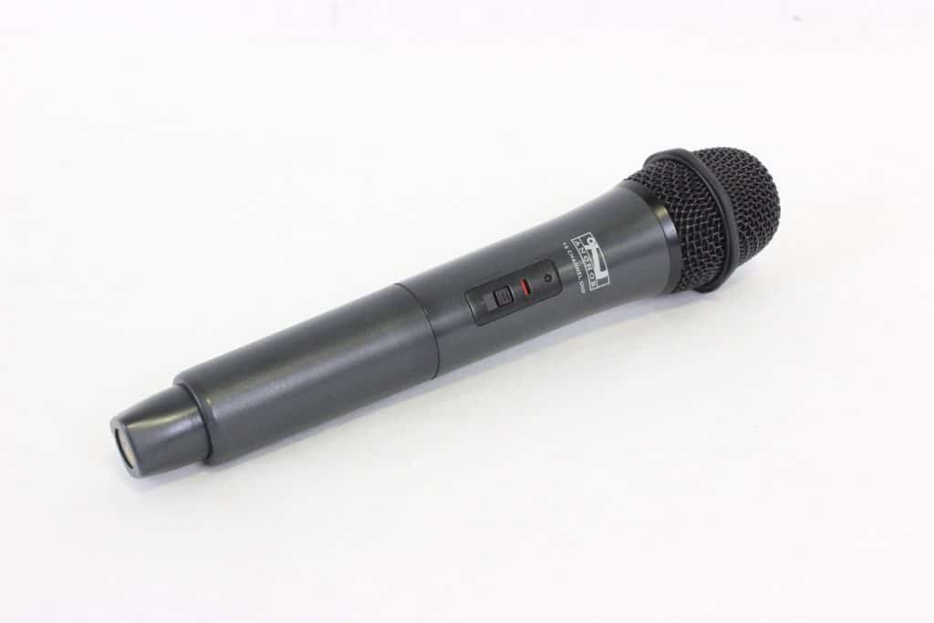 Anchor Wireless WH-6000 16-Channel WIRELESS HANDHELD MICROPHONE (682 - 698 MHz) - MAIN