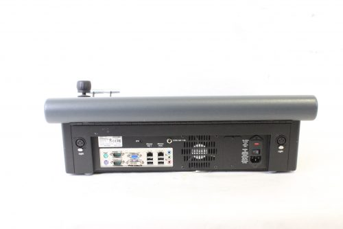 Barco FSN-150 R9004623 Compact Controller w/ Wheeled Road Case BACK1
