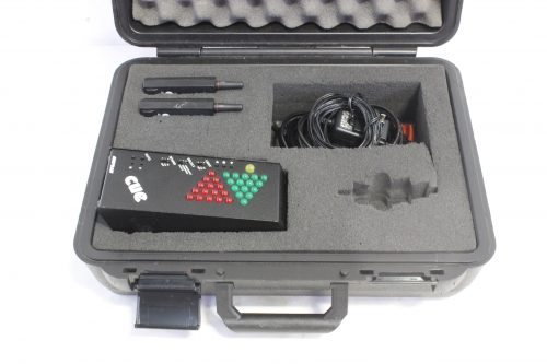 Dsan PerfectCue Wireless Audio and Visual Cueing System w/ Case case2