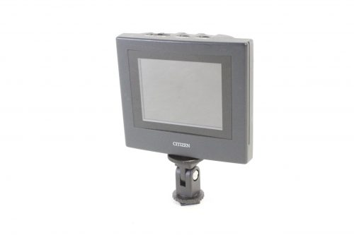 """Citizen M938-1A 5"""" LCD Monitor side2"""