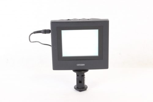 """Citizen M938-1A 5"""" LCD Monitor Front"""