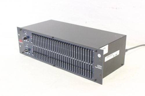 dbx 1231 Graphic Equalizer - SIDE 2