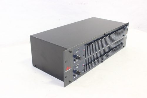 dbx 1231 Graphic Equalizer - SIDE 3