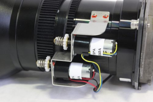 eiki-lns-t32-446-6.0 Ultra Long Throw Projector Lens Designed for the PLC-WF10 side3