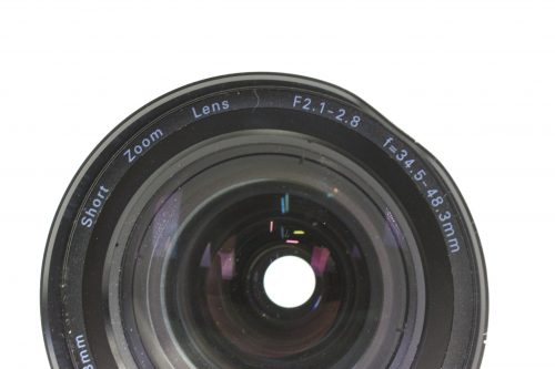 eiki-lns-w33-129-1.9 Short Throw Zoom Projector Lens front2
