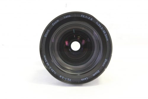 eiki-lns-w33-129-1.9 Short Throw Zoom Projector Lens front3