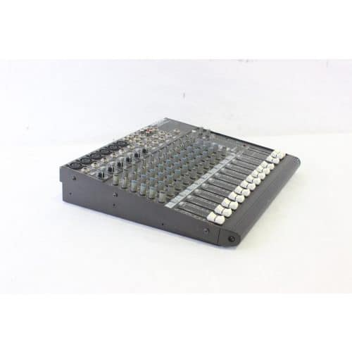 Mackie 1402-VLZ PRO Mixer with Hard Case side