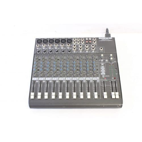 Mackie 1402-VLZ PRO Mixer with Hard Case top1
