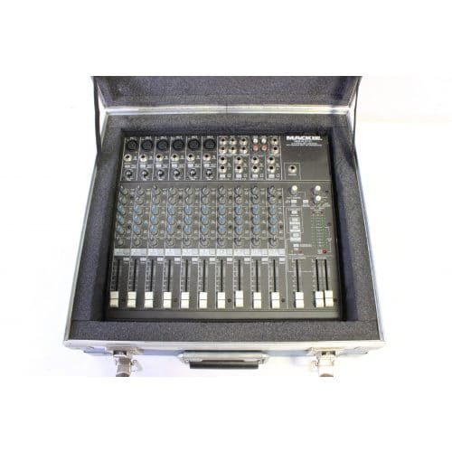 Mackie 1402-VLZ PRO Mixer with Hard Case top2
