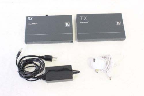 Kramer TP-582R 1:2 Twisted Pair Receiver & TP-581T Twisted Pair Transmitter main