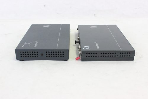 Kramer TP-582R 1:2 Twisted Pair Receiver & TP-581T Twisted Pair Transmitter side1