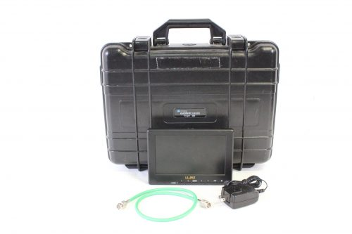"""Lilliput 667GL-70NP/H/Y - 7"""" HDMI field monitor with case main"""