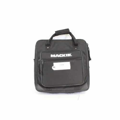 Mackie 1402 VLZ4 14 Channel Mic/Line Mixer with Onyx Preamplifiers w/ Soft Mackie Branded Travel Bag - bag1