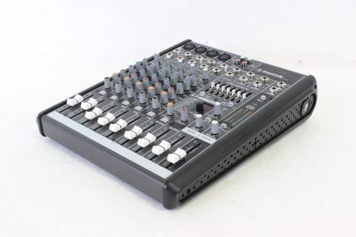 Mackie ProFX8 Professional Compact Mixer - SIDE 2
