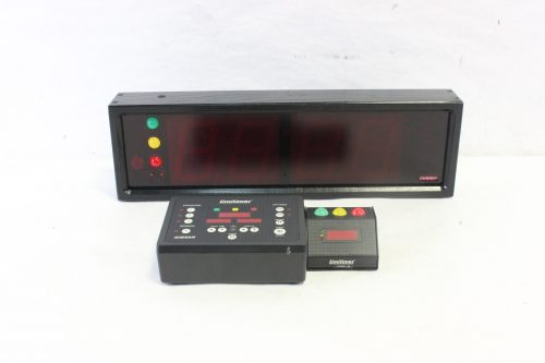 Speaker Timer - Audience Signal Light and Case front1