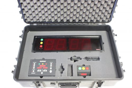 Speaker Timer - Audience Signal Light and Case case2