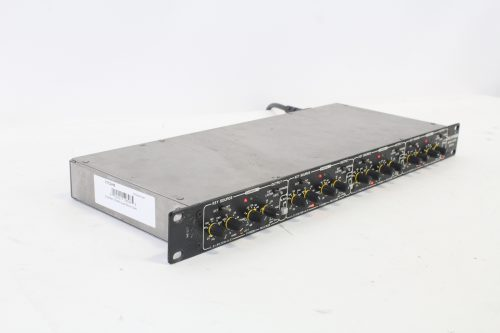 Drawmer DS404 Quad Noise Gate - side 1