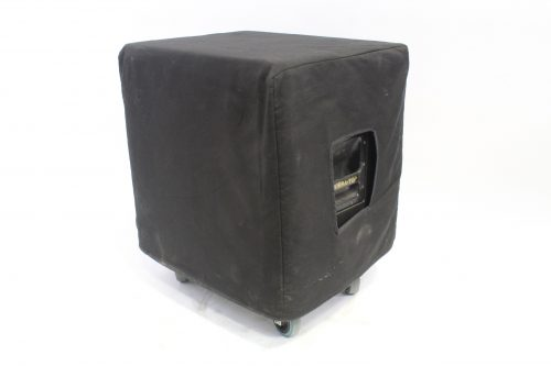 Dynacord Cobra-2 Compact Line Array Top w/ Top Board and Soft Cover - cover1