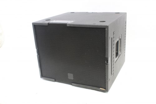 Dynacord Cobra-2 Compact Line Array Top w/ Top Board and Soft Cover - main