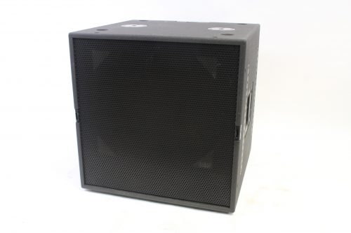 Dynacord COBRA‑SUB Compact Line Array Subwoofer w Top Board and Soft Cover main