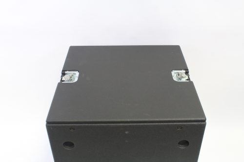 Dynacord COBRA‑SUB Compact Line Array Subwoofer w Top Board and Soft Cover top1