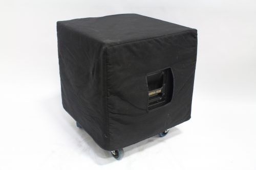 Dynacord COBRA‑SUB Compact Line Array Subwoofer w Top Board and Soft Cover cover