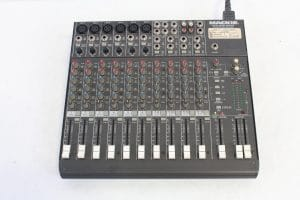 Mackie 1402-VLZ 14-Channel Mic/Line Mixer - cover
