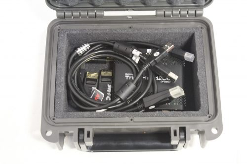 Matrox TripleHead2Go DP - T2G-DP-MIF External Graphics Expansion Module in Hard Case - in the case