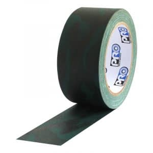 "Pro Tape PRO® CAMO GAFF Cloth Gaff Tape 2"" - Forest Green"