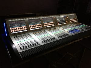 Vi600 Digital Mixing Console (upgraded) Front