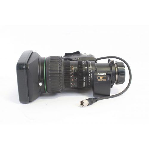 canon-yj18x9b4-irs-sx12-if-18x-bctv-zoom-lens side 1