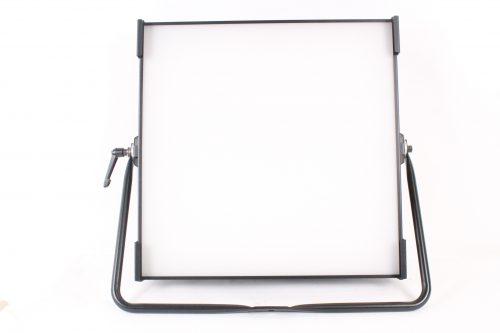 cinemills-cinesoft-led-dmx-luminaires-2x2-pro-panel-w-honeycomb-diffusor-and-gelframe-new-open-box main