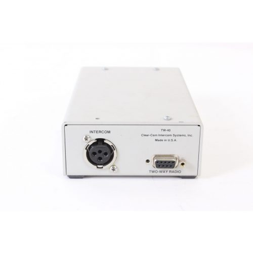clear-com-pl-pro-tw-40-two-way-radio-interface-missing-knobs back