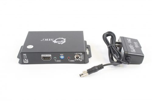 COVER SIIG DVI+Audio to HDMI