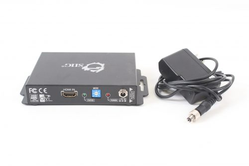 COVER SIIG HDMI to DVI+Audio Converter